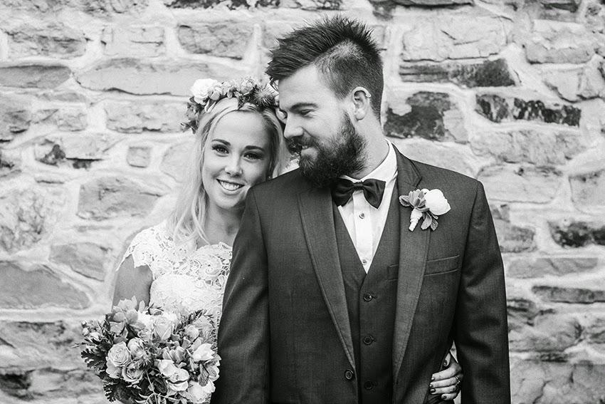 Mel & Jays beautiful Montsalvat Wedding