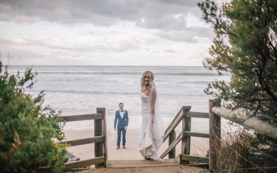 A wedding in Lovely Lorne