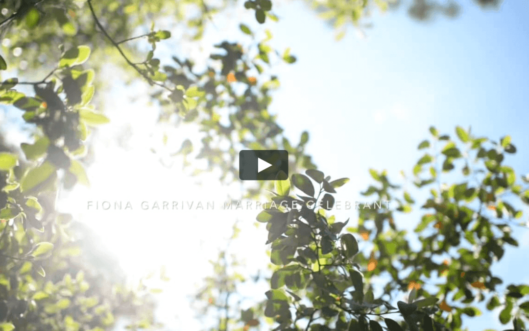 A short film on the day in the life of a Marriage Celebrant