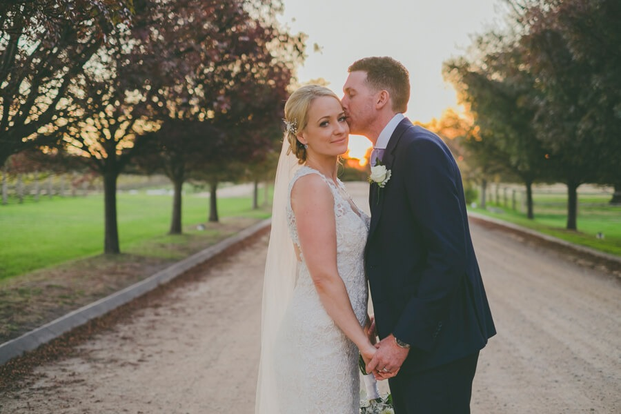 Kat & Glen's Mornington Peninsula Wedding