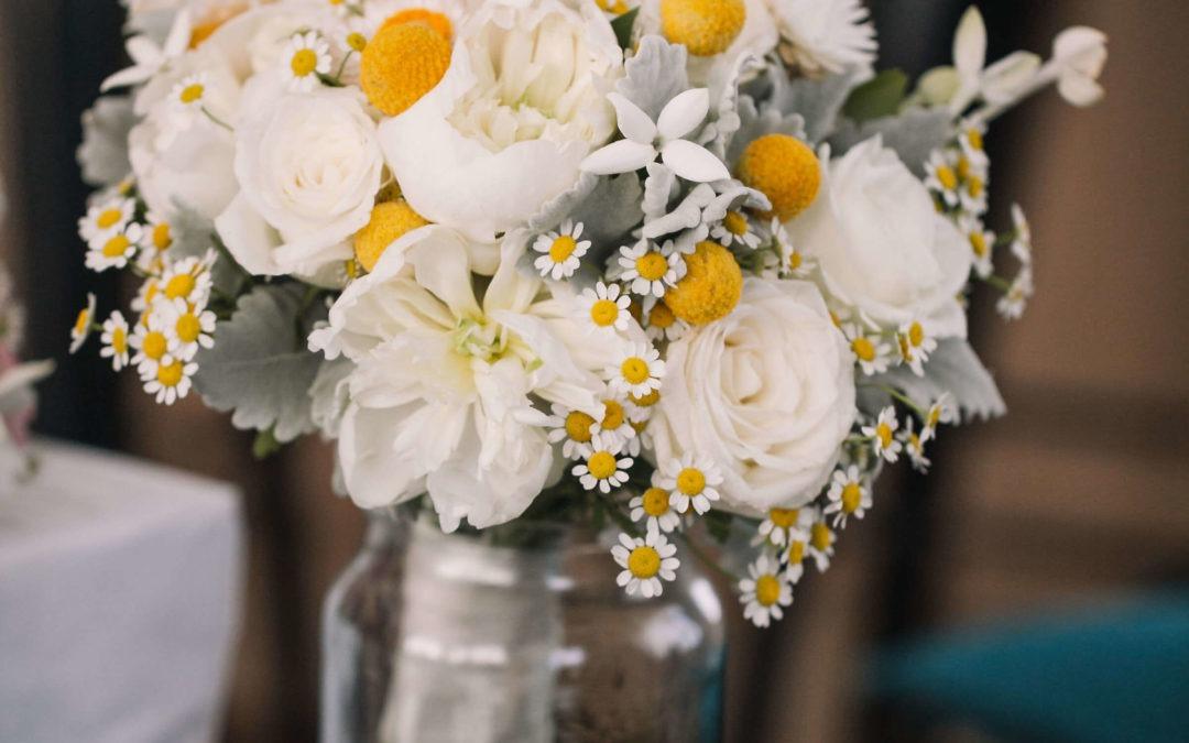 Spring has sprung, wedding season has begun