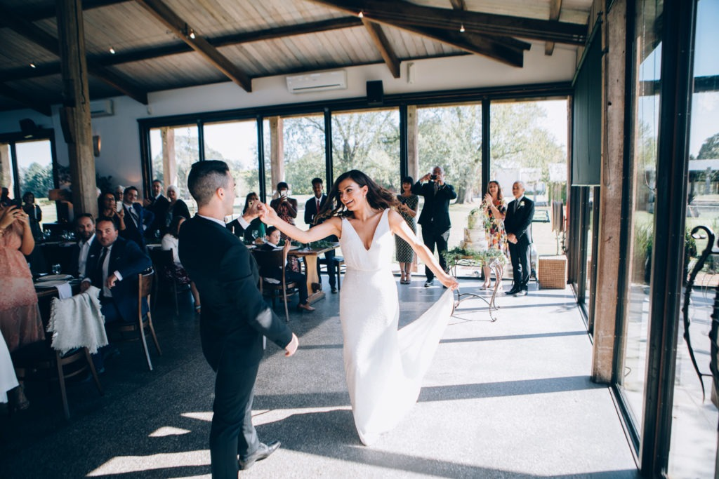 Melbourne's best wedding celebrant