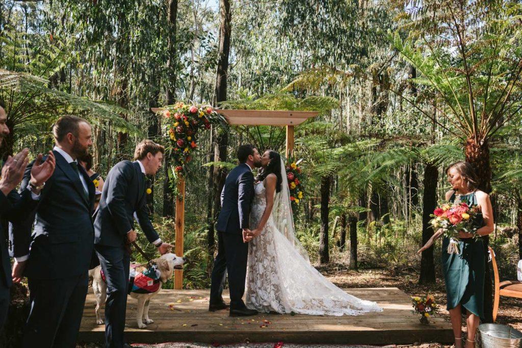 wedding celebrant kinglake