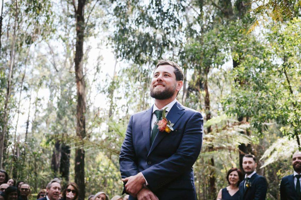 wedding forest kinglake