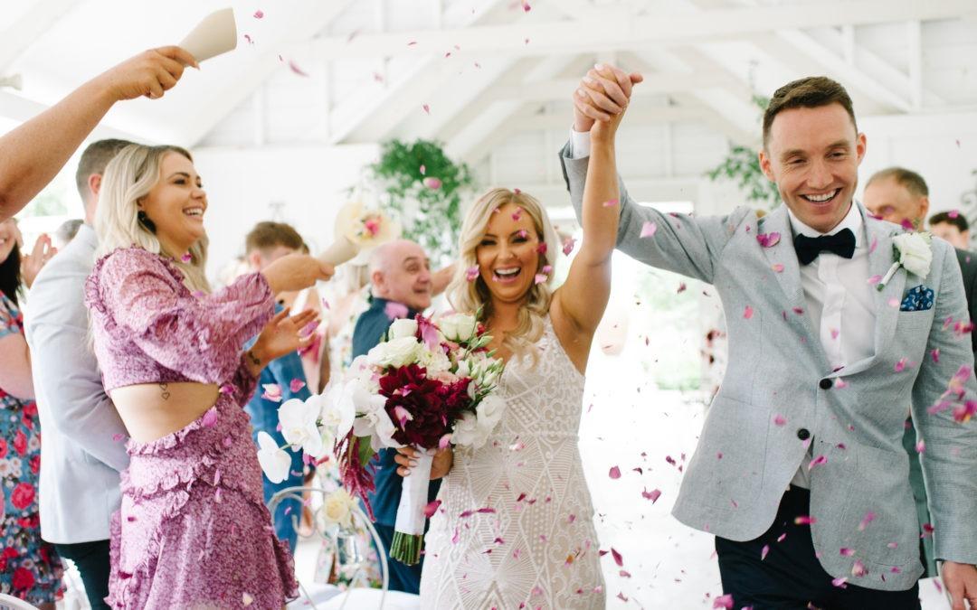 Wedding at Dalywaters