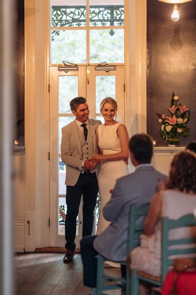 Melbourne City Wedding