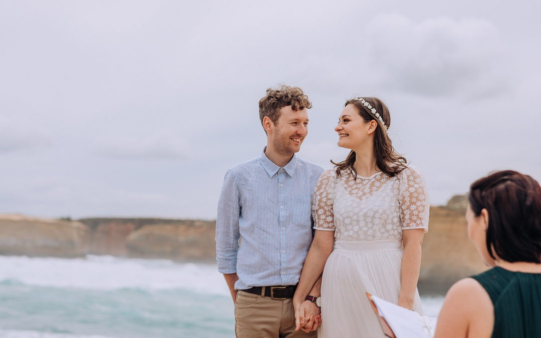 Eloping to the Great Ocean Road
