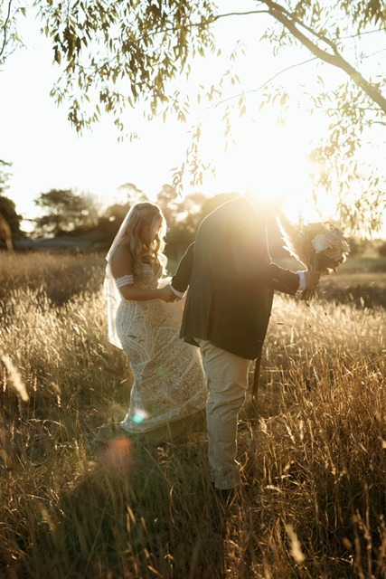 Brown Brothers Winery Wedding